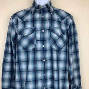 PENDLETON WOLLEN MILLS Men's shirt long sleeve